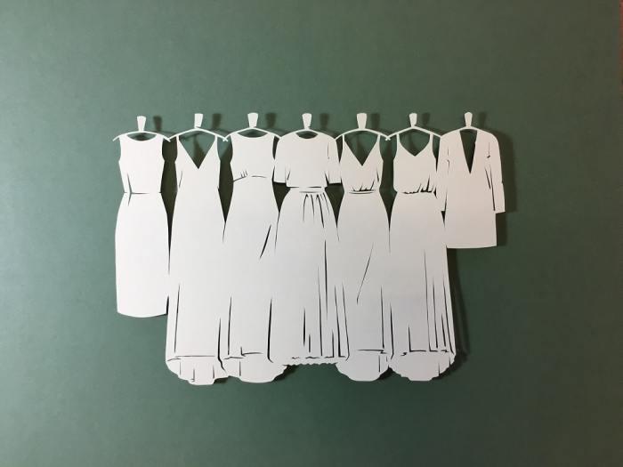 Sarah Barker bridalwear fundamentals